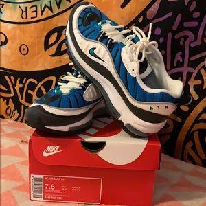 "Women's Nike Air Max 98 ""Blue Nebula"""